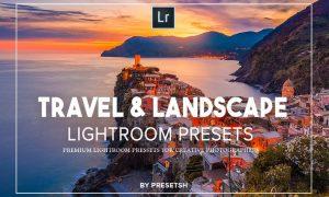 30 Travel & Landscape Presets