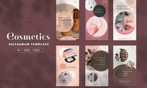 Cosmetics Instagram Stories FCB6XR7