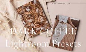 Dark Coffee Lightroom Presets 5269263