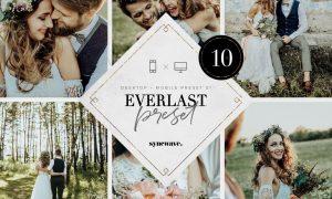 Everlast Lightroom Presets Bundle 5251103