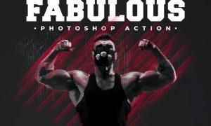 Fabulous - Photoshop Action QFDTWGX