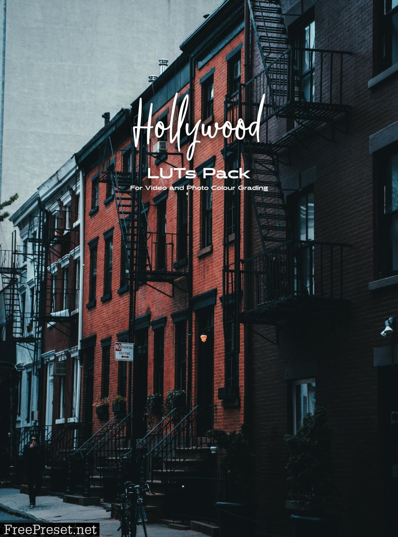 Hollywood LUTs pack 4965991