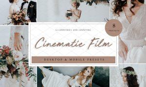 Lightroom Presets // Cinematic Film 5039649