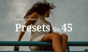 10 Fashion Model Lightroom Presets 5351305