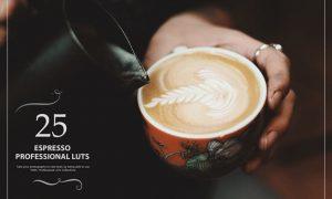 25 Espresso LUTs (Look Up Tables) VB4Z34P