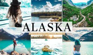 Alaska Mobile & Desktop Lightroom Presets