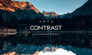 ARTA Contrast Preset For Mobile and Desktop Light