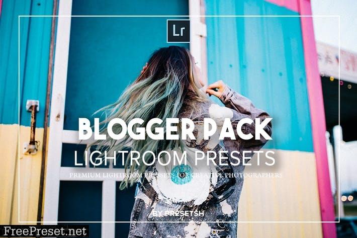 Blogger lightroom presets