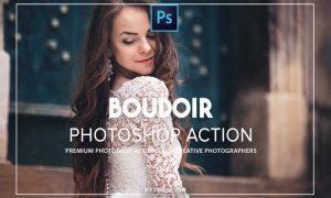 Boudoir Photoshop Actions W2UCSRH