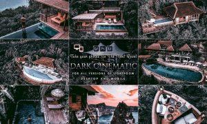 Cinematic Dark Presets For Mobile and Desktop