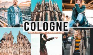 Cologne Mobile & Desktop Lightroom Presets