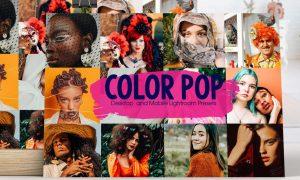 Color Pop Lightroom Presets 5199222