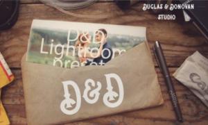 Duglas & Donovan Lightroom Presets