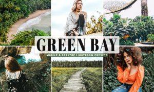 Green Bay Mobile & Desktop Lightroom Presets