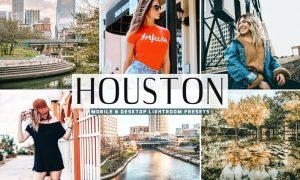 Houston Mobile & Desktop Lightroom Presets