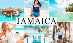 Jamaica Mobile & Desktop Lightroom Presets