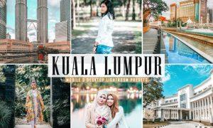 Kuala Lumpur Mobile & Desktop Lightroom Presets