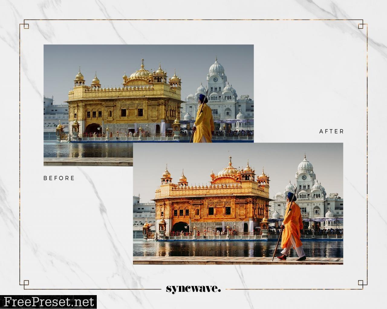 Maharadja Lightroom Presets Bundle 5251330