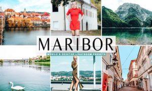 Maribor Mobile & Desktop Lightroom Presets
