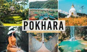 Pokhara Mobile & Desktop Lightroom Presets