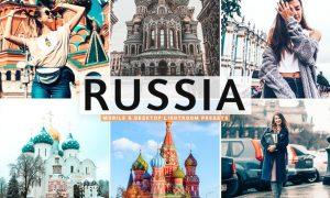 Russia Mobile & Desktop Lightroom Presets