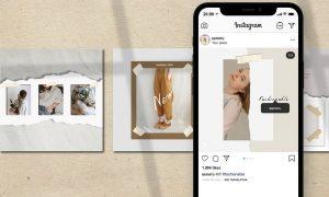 Senoru - Instagram Post and Stories S8FDL3L