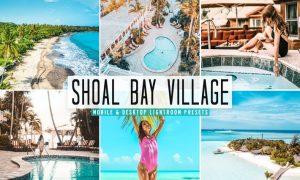 Shoal Bay Village Mobile & Desktop Lightroom Prese