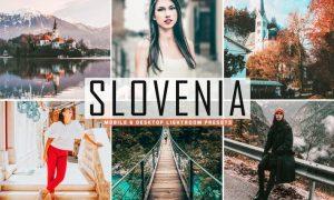 Slovenia Mobile & Desktop Lightroom Presets