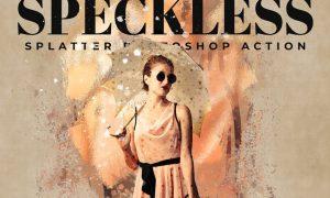 Speckless - Splatter PS Action ZBFD3SP