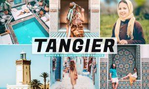 Tangier Mobile & Desktop Lightroom Presets