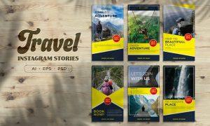 Travel Instagram Stories NHDF8R4