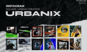 Urbanix - Instagram Post Creator for Coaches 2MWSAJW