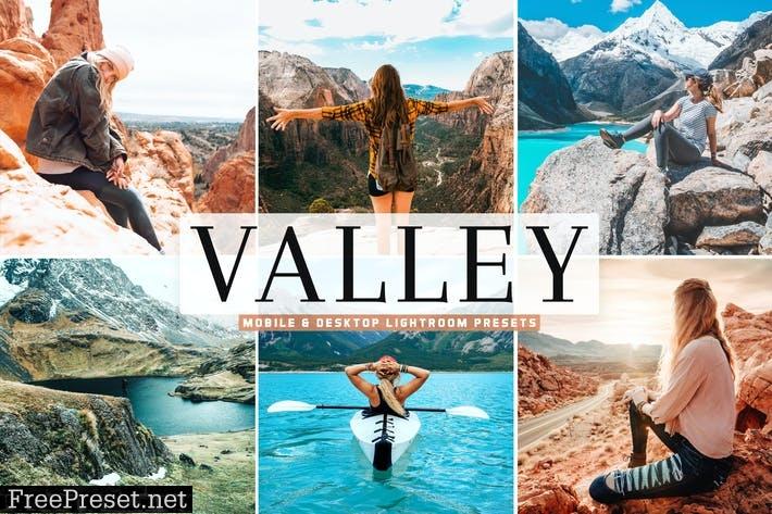 Valley Mobile & Desktop Lightroom Presets