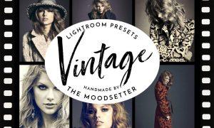 Vintage look Lightroom presets 4886574