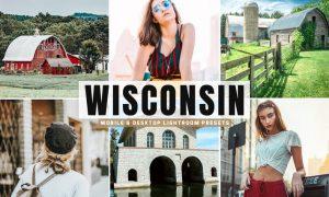 Wisconsin Mobile & Desktop Lightroom Presets