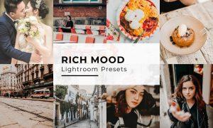 10 Rich Mood Lightroom Presets 5435088