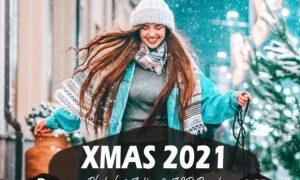 10 Xmas 2021 Photoshop Action ACR Preset 5938587