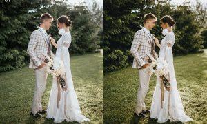 7 Modern Wedding Lightroom Presets + Mobile