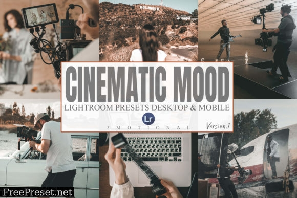 8 Cinematic Mood Lightroom 6071937