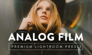 ANALOG FILM Premium Lightroom Preset 5059515