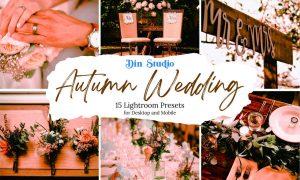 Autumn Wedding Lightroom Presets 5480303