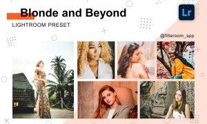 Blonde & Beyond - Lightroom Presets 5236637