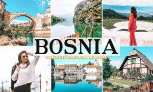 Bosnia Mobile & Desktop Lightroom Presets
