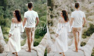 Bright & Airy Wedding Preset Pack 5492201