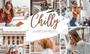 Chilly Mobile & Desktop Lightroom Presets 5461278