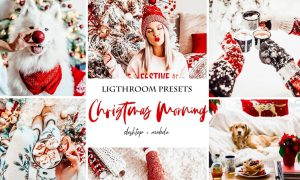 Christmas Morning Lightroom Presets