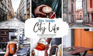City Life Lightroom Presets