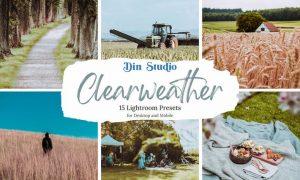 Clear Weather Lightroom Presets