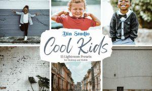 Cool Kids Lightroom Presets