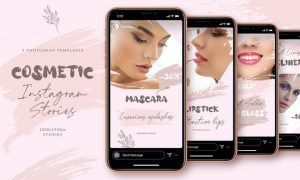 Cosmetic Instagram Stories 8SSTFQT